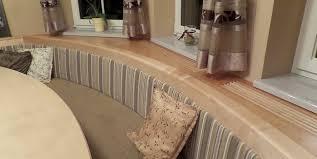 zeitloses esszimmer aus birnen und bergahornholz