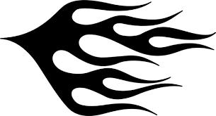 Minion Pumpkin Stencil Printable by Free Flames Stencils Printable Fire Flame Stencil Flame Stencil