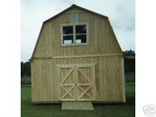 12x12 Shed Plans Pdf by Shed Plans Ebay