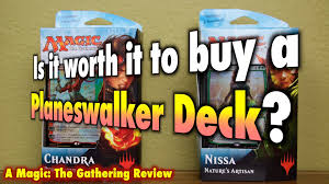 My Tcc Help Desk by Mtg Is It Worth It To Buy A Kaladesh Planeswalker Deck For Magic