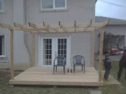 Free Standing Deck Bracing by Deck How Do I Improve Pergola Stability Home Improvement