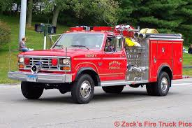 Bantam - Zack's Fire Truck Pics