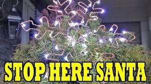MAKE CHRISTMAS LED SNOWFLAKE TREE TOPPER
