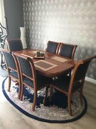 klassische tisch stuhl sets mit bis 6 günstig kaufen ebay