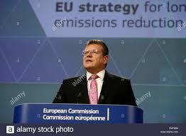 100 Sefcovic Brussels Belgium28th Nov 2018Press Statement By EU Commissioner