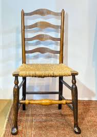 Country Elm Ladderback Chair, Rush Seat, C. 1790 6 Ladder Back Chairs In Great Boughton For 9000 Sale Birch Ladder Back Rush Seated Rocking Chair Antiques Atlas Childs Highchair Ladderback Childs Highchair Machine Age New Englands Largest Selection Of Mid20th French Country Style Seat Side By Hickory Amina Arm Weathered Oak Lot 67 Set Of Eight Lancashire Ladderback Chairs Jonathan Charles Ding Room Dark With Qj494218sctdo Walter E Smithe Fniture Design A 19th Century Walnut High Chair With A Stickley Rush Weave Cape Ann Vintage Green Painted