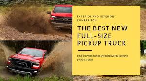 100 Who Makes The Best Truck THE BEST NEW TRUCK 2019 Silverado Vs Sierra Vs F150 Vs RAM 1500