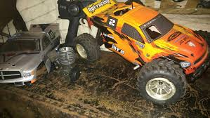 100 Monster Truck Nitro Best Mt2 4wd With Two Engines For Sale In Sumter