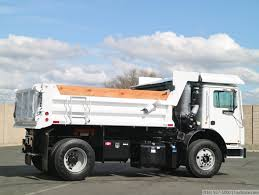 2014 Mack MRU 6 Yard Single Axle Dump Truck For Sale