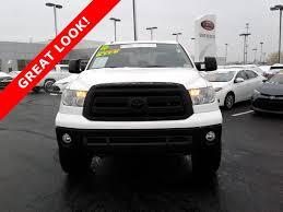 100 Mcatee Truck Sales Used 2010 Toyota Tundra CrewMax 4X4 Near Lenexa KS Olathe Toyota