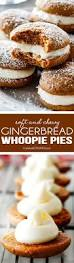 Pumpkin Whoopie Pies With Maple Spice Filling by Gingerbread Whoopie Pies Recipe Soft Gingerbread Cookies