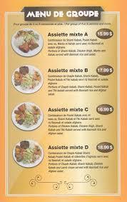 groupe cuisine plus abshar restaurant afghan cuisine home brossard