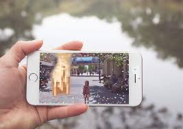 Augmented Reality App for iPhone