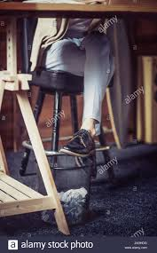 Close Up View Of Mans Legs On High Chair Under The Table. Freelancer ... Oxo Sprout High Chair Grey Legs Pinkiblue Amazoncom Asunflower Wood Toddlers 3 In 1 Convertible Belleze Set Of 2 Bar Modern Stool Style White Wooden Stock Photo Edit Now 632625500 Monte Design Tavo Espresso Kids At Home Jeans On The High Chair Pregnant Girl Echo Highback Ding Dark Oka Green 632625611 Stokke Steps Hazy With Black Seat Posh Baby Ikea Vilmar 28 Images Landskrona Leg Metal 15 Cm Solid Tikk Tokk Royal Feeding Extension Natural Fniture Quality Feet For Sofas Beds And Chairs