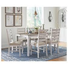 The Gray Barn Dunbeg Bay 7piece Dining Room Table Set