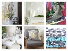Love These Snowy Wintry Decor Ideas