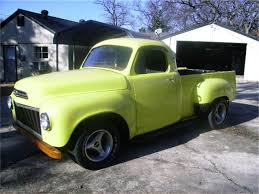 1951 Studebaker Pickup For Sale | ClassicCars.com | CC-468630 1951 Studebaker Other Models For Sale Near Cadillac Champion Starlight Coupe Truck Gateway Classic Cars 81ord Studebakerpickup Gallery Tg 06 Finish 043 Fantomworks R15 One Ton This Is Still All Busness San Francisco May 27 Stock Photo Image Royalty 1952 2r Pickup Resto Mod Pickup Sale 1192 Dyler