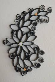 Homey Design 3 Dimensional Wall Art Also Chic Decoration Ideas Creative Metal Three Flower Birds