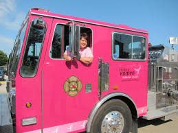 Pink Firetruck To Help Fight Breast Cancer   News   Tribstar.com Fire Fighters Support The Breast Cancer Fight Only In October North Charleston Pink Truck Editorial Image Of Breast Enkacandler Saves Lives With Big The 828 Heals Firetruck Visits Sara Youtube Firefighters Use Tired Fire Trucks As Charitable Engine Truck Symbolizes Support For Women Metrolandstore Help Huber Heights Department Get On Ellen Show Index Wpcoentuploads201309 Pinkfiretruck Dtown Crystal Lake Cindy Anniston Geek Alabama Missauga Goes Pink Cancer Awareness Sign