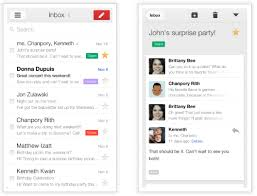 Google Releases Gmail 2 0 for iPhone and iPad Mac Rumors