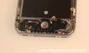 tuto montage démontage remplacement bouton home iphone 4s