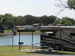 The Vineyards Campground & Cabins on Lake Grapevine Review and Rating
