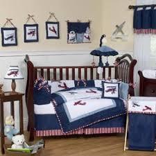 Vintage Airplane Crib Bedding Set by Sweet Jojo Designs