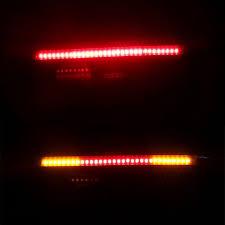 100 Semi Truck Led Lights Strip 5 Function Tailgate Light Bar Tailgate Bar Under