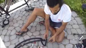 chambre air velo réparer facilement une chambre à air de vélo