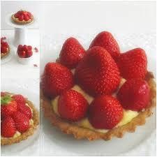 tarte aux fraises pate feuilletee fraise la cuisine des anges