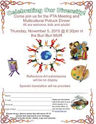 Halloween Potluck Sign In Sheet by Buri Buri Pta Better Together 2015