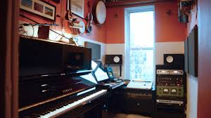 A Professional Recording Studio In An Unbelievably Tiny Room ... Interior Elegant White Home Music Studio Paint Design With Stone Ideas Apartment Pict All About Recording Desk Decor Fniture 5 Small Apartments Beautiful 12 For Your Hgtvs Decorating One Room Creative Music Studio Design Ideas Kitchen Pinterest Beauty Outstanding Plans Contemporary Plan