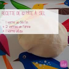 découvrez une recette facile de la pâte à sel à proposer à vos