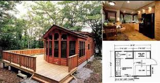 Found this Park Model Log Cabin on Ebay for ly $26 000 Fully