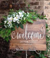 Wedding Welcome Sign, Wedding Signs, Welcome Sign, Welcome Wooden ... Diy Barn Door Sign Custom Wood Wish Rustic Barn Wood Dandelion Make A Fine Decor Shop Wall Signs To Match Your Decor Rustic Western Country Red Wooden Haing Welcome I Saw That Karma Little Blue Online Store Horse Tack Room Stall Gp And Son Woodcrafting Train Insane Or Stay The Same Gym Workout With Stock Image Image Of Green 35972243 Ctommetalbunesssignavasplacewithbarn2 Alabama Metal Art Beware Ride Horses Distressed Typography Sign Most Memorable Days Usually End The Dirtiest Clothes