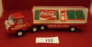 ORIGINAL BUDDY L JAPAN COCA COLA DELIVERY TRUCK/TRAILER - Grande ... 1960s Cacola Metal Toy Truck By Buddy L Side Opens Up 30 I Folk Art Smith Miller Coke Truck Smitty Toy Amazoncom Coke Cacola Semi Truck Vehicle 132 Scale Toy 2 Vintage Trucks 1 64 Ertl Diecast Coca Cola Amoco Tanker With Lot Of Bryoperated Toys Tomica Limited Lv92a Nissan Diesel 35 443012 Led Christmas Light Red Amazoncouk Delivery Collection Xdersbrian Lgb 25194 G Gauge Mogul Steamsoundsmoke Tender Trainz Pickup Transparent Png Stickpng Red Pressed Steel Buddy Trailer