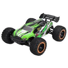 100 Brushless Rc Truck SG 1602 116 24G 4WD 45kmh Offroad Monster RC Car Vehicle RTR Green