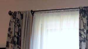 Extra Long Curtain Rods 180 Inches by Spring Tension Curtain Rod Small In Beach Style Style The