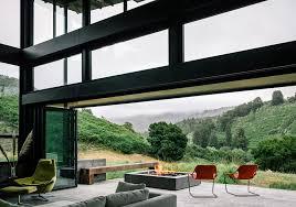 feldman architecture moderne wohnzimmer glas homify
