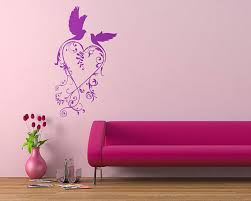 Outstanding Room Wall Designs For Classy Interior Styles Fetching Flowers On Cute Planter Side Mini Book Storage Wood Floor Near Unique Pink Chair