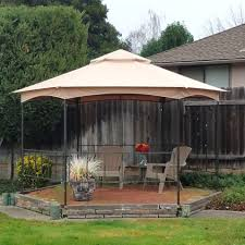 Fred Meyer Lamp Shades by Replacement Canopy For Fred Meyer Hexagon Gazebo Riplock 350