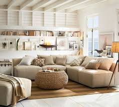 Pottery Barn Small Living Room Ideas by Fanciful Decorating Pottery Barn Living Room Then Decorations