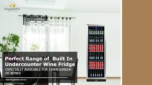 Click On Above Image To View Full Picture Front Vent Wine Cooler