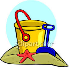 Beach Pail And Shovel Clipart 1