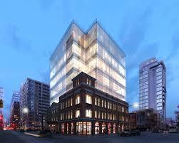 100 Jacobs Architects Heritage Addition Toronto Julian