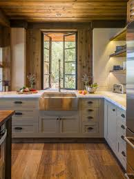 Comfortable Rustic Kitchen Ideas Design Remodel Pictures