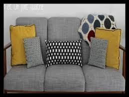 grand coussin de canapé coussin déco canapé coussins decoratifs pour salon comment