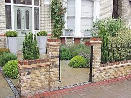 Front Garden Design On Green Dot Gardens Designers In Outer London From The Gardening