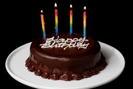 Happy Birthday Prize Winning Chocolate Layer Cake 2 Layer