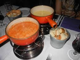 fondues au fromage photo de la maison des fondues avignon